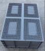 厂家加工定制塑料周转箱物流配送周转箱结实耐用种类齐全