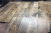 橡木实木地板自然手工做旧日本风格18*150mm哑光硬木地板