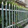 草坪护栏 pvc塑钢花园栅栏 市政小区草地围栏 白色铁艺公园栏杆