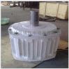 厂家供应足功率三相交流永磁5KW风力发电机 小型户外风力发电机