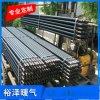 批發翅片管暖氣片 水暖鋼制散熱器 DN133 管徑可定制 大棚 養殖