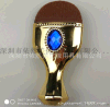 新款酒杯型 可站立式钻石粉底刷 宝石化妆刷 美妆工具