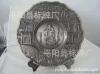 平陽標牌廠家專業訂做孔子紀念盤,金屬盤,金屬工藝品