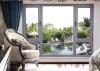 维盾门窗厂家直销新款产品66m系列断桥铝门窗 夏季隔热 冬季保温的断桥铝门窗