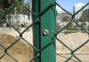 扁铁组装围网,简易学校挡网,施工方便球场围栏网