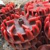 厂家定制 叶轮盖板 浮选机配件叶轮盖板 聚氨酯叶轮盖板 规格齐全