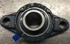 厂家直销 STZ带座 内径20MM外球面球轴承带顶丝UCFL204