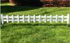 草坪護欄 塑鋼護欄 pvc草坪塑鋼護欄 PVC欄杆 公園草坪護欄  138 3188 0991