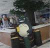 厂家直销专业定制玻璃钢卡通雕像 龙猫雕像商场美陈舞台道具