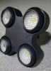 菲特TL124B 新款COB四眼观众灯面光灯,400W观众灯,4眼观众灯,户外演出面光灯,专业面光灯
