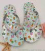 【厂家直销】2017夏季糖果色学生沙滩鞋 室内人字拖 简约时尚百搭