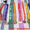 锌合金仿古奖牌定做厂家 海南马拉松奖牌设计制作