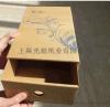 瓦楞紙盒定制 高檔牛皮紙盒 西裝襯衫發貨紙盒 三層特硬飛機盒