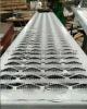 高品质铝板鳄鱼嘴防滑脚踏网板