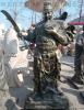 刘备雕塑 张飞雕像 赵云雕塑 关羽雕像 刘关张雕塑 人物雕塑 玻璃钢人物铜雕 西方人物雕塑 诸葛亮雕像订做
