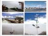 厂家直销 M200-A路灯专用微风启动风力发电机