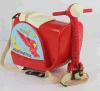 兒童行李箱 登機箱可做可騎整理箱