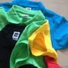广州白云区儿童短袖T恤定制,小学印字logo团体广告衫T恤定制,文化衫定做