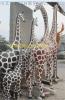 室内长颈鹿雕塑 长颈鹿穿楼雕塑 长颈鹿爬楼雕塑 长颈鹿雕塑 玻璃钢雕塑长颈鹿 斑马雕塑 骆驼雕塑 三羊开泰 山羊雕塑 长颈鹿铜雕订做