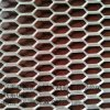 铝板装饰网 外墙铝板拉伸网 外墙装饰菱形网