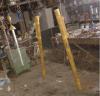厂家直销专业定制 纯手工制木头剑戏剧舞台道具 仿真剑 量大从优