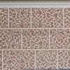 轻质彩钢夹芯板 标砖花纹雕花 旧楼房改造翻新 环保建材