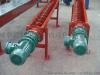 销售优质水平螺旋输送机 垂直有轴输送机、优点输送量大价格优惠