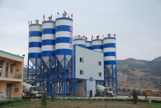 混凝土搅拌站,模块化结构,运输,安装,调试快捷方便;计量确,满足