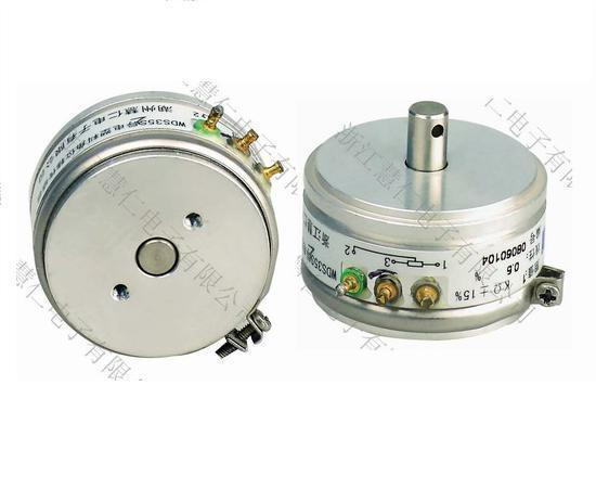 导电塑料电位器 WDD35S2