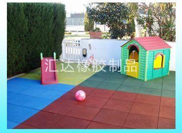 儿童乐园橡胶地板