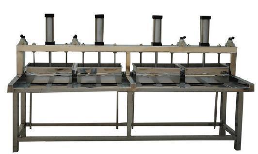 乌苏豆腐机成型机永州豆腐成型机永州的使用方法v豆腐单层百叶可开式风口图片