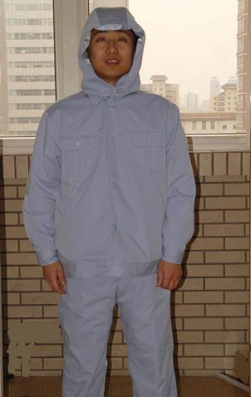 蔡徐坤囹�a_防辐射微波电磁屏蔽工作服