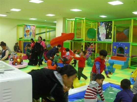 童淘气堡,儿童乐园