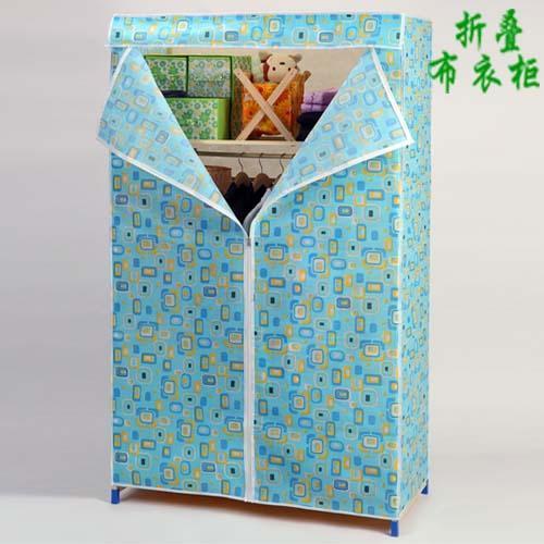 为什么要选折叠衣柜: