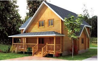 别墅,度假木屋,园林景观图片
