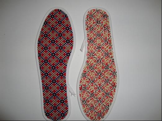 纯手工鞋垫