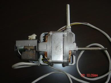 销售风扇电机(铝端盖)