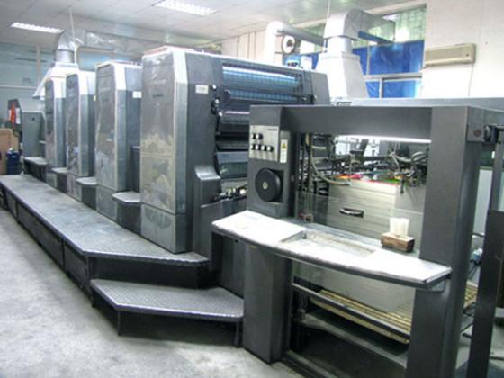 海德堡cd102印刷机_二手对开四色海德堡印刷机(CD102-4)【供应,求购,批发价格 ...