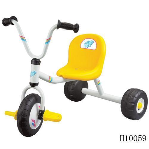 儿童脚踏三轮车(h10059)