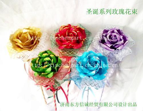 手工制作玫瑰花系列产品专用于情人节