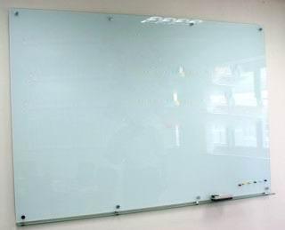 会议室安装玻璃白板