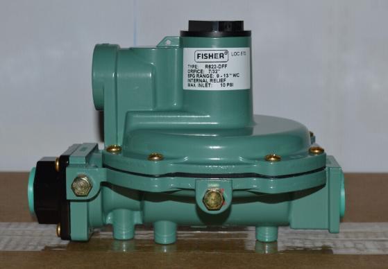 fisher费希尔r622-dff减压阀图片