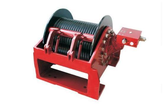 末级传动带离合器,带多片式制动器及单向平衡阀图片