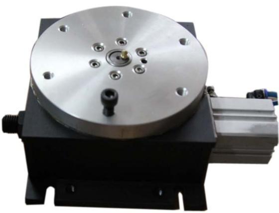 液压机械式分度装置图片