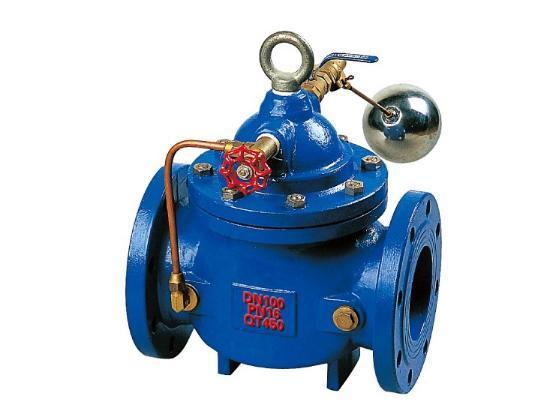 水力控制阀系列 - 100x遥控浮球阀图片