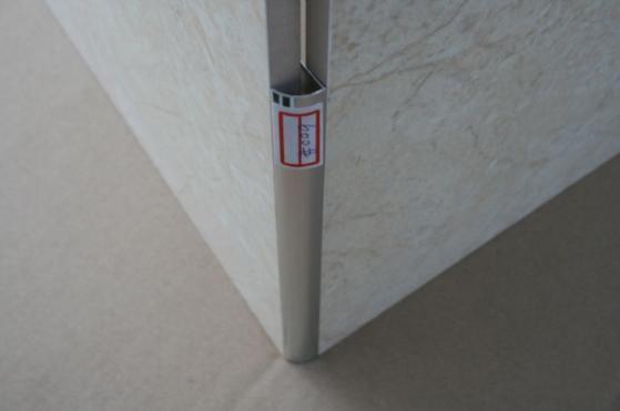 【瓷砖装修】做倒角是用阴角线还是阳角线好?   瓷砖-萨米高清图片