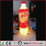 LED三维吸塑灯箱 亚克力丝印广告灯箱 竖立式大型户外灯箱制作