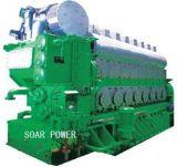 点击查看大图:供应现代双燃料发电机组(1.3MW~9.2MW)