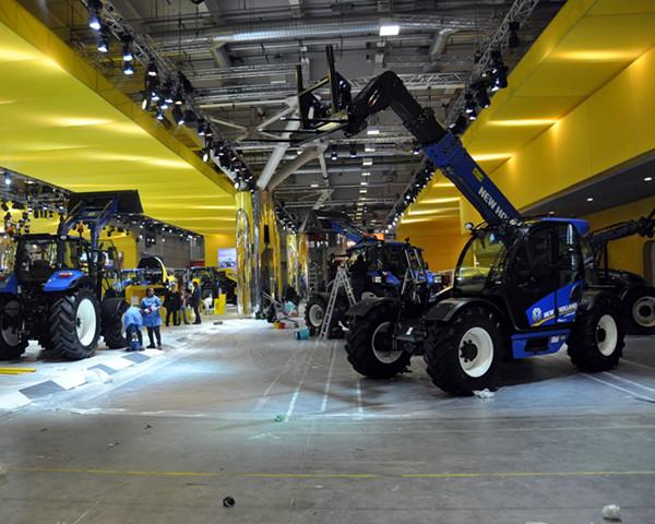 意大利博洛尼亚农业机械展览会图片