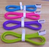 厂家供应 数据线硅胶扎线带   硅胶绑线圈 硅胶束绑带 等绑线辅材